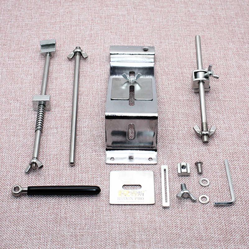 Fixed angle knife sharpener sharpening 120 3000 grit corundum diamond whetstone oil stone honing stones kitchen tools
