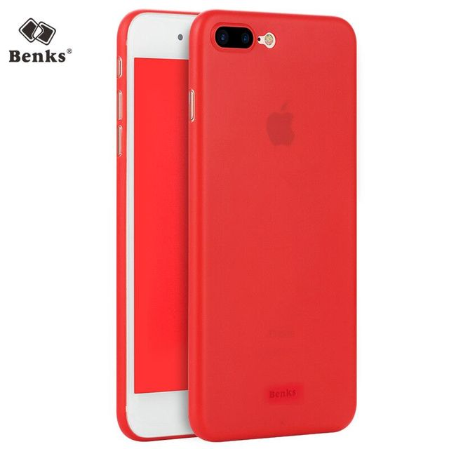 custodia iphone 8 plus red