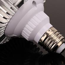 E27 лампа-светильник для студийной фотосъемки 65 Вт 5500 к светодиодный Белый непрерывный видео светильник ing Лампа AC 220-240 В светильник ing подарок