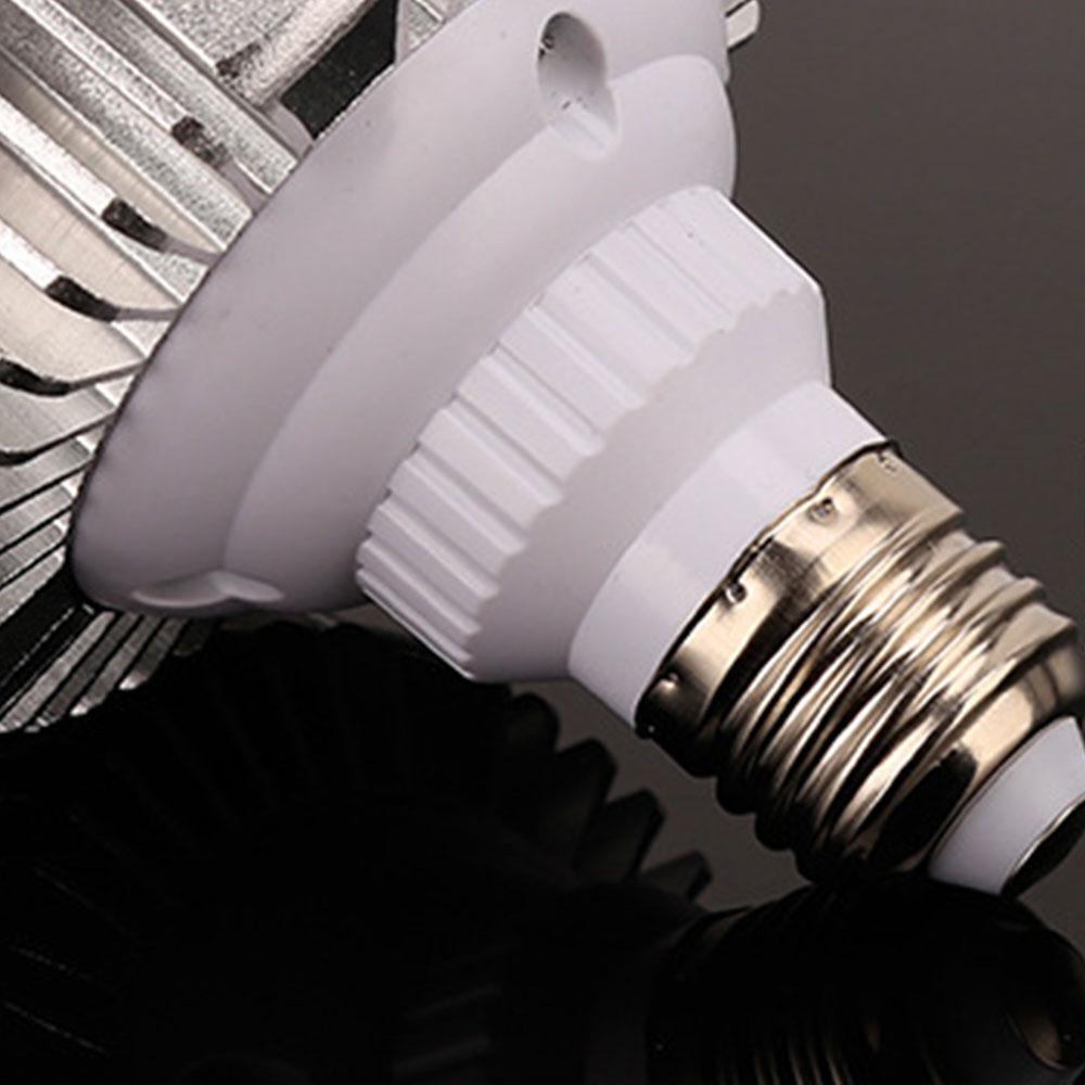 2017 Base E27 Fotografia Photo Studio Luz Bulb 65 W 5500 K LED Branco Lâmpada De Iluminação Contínua de Vídeo AC 220-240 V de Iluminação Presente