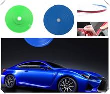 auto popular rim protection car tire decorative strip color line rubber for Ford SVT Reflex Freestar F150 Crown BF 4-Trac