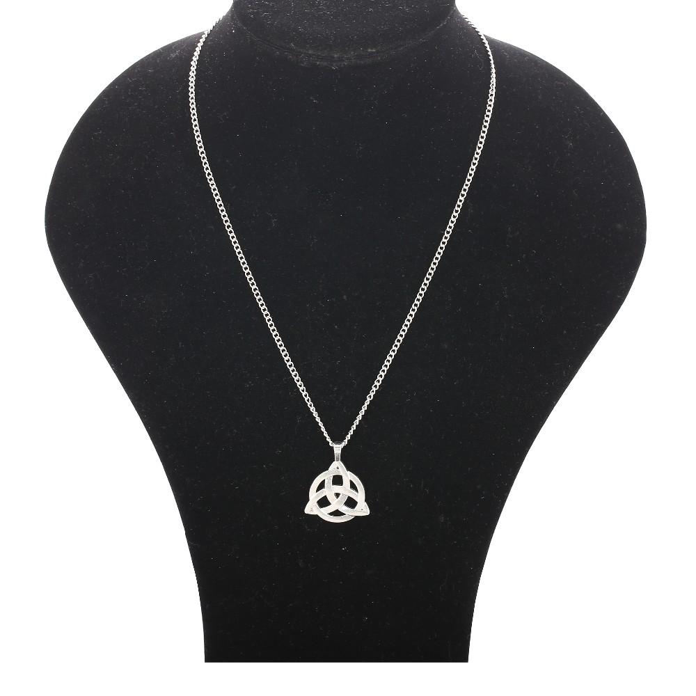 HTB1VuCtOVXXXXczXFXXq6xXFXXXh - Slim Chain Celtic Design Pendant