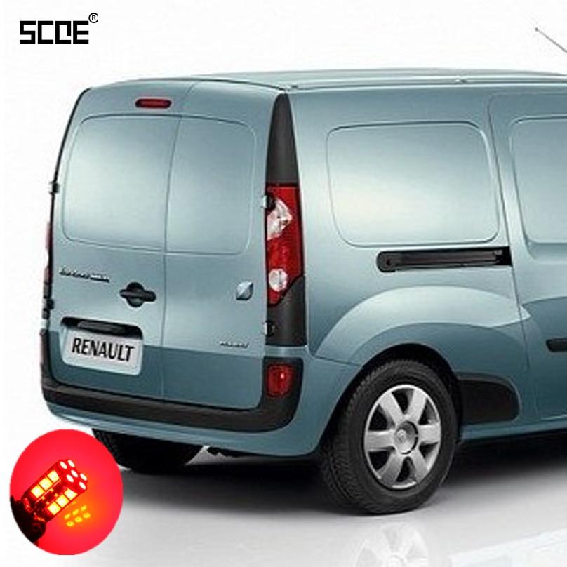 For Renault Kangoo Kangoo II Kangoo Expres SCOE 2X 30SMD LED Brake /Stop /Parking Rear /Tail Bulb /Light Source Car Styling