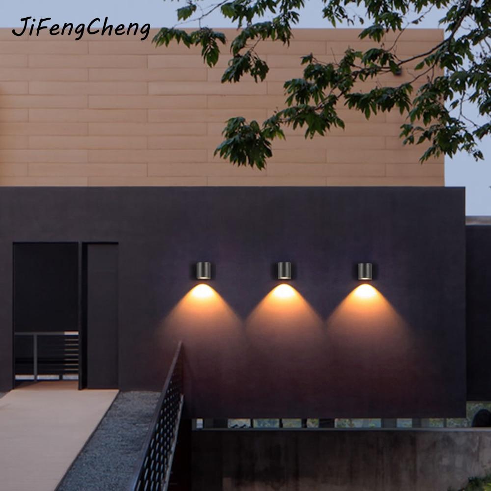 JIFENGCHENG Al aire libre a prueba de agua Simple Lámpara de pared - Iluminación interior - foto 2