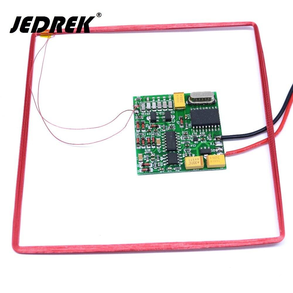 134.2K Animal Tag Reader Module TTL Output AGV RFID FDX-B FDXB ISO11784 Long distance