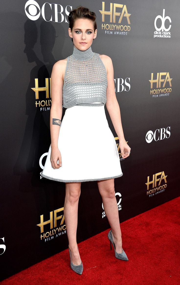 Kristen Stewart at the 2014 Hollywood Film Awards