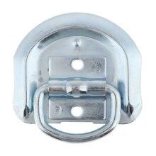 1 шт сварное d образное кольцо зажимные анкеры высокопрочные