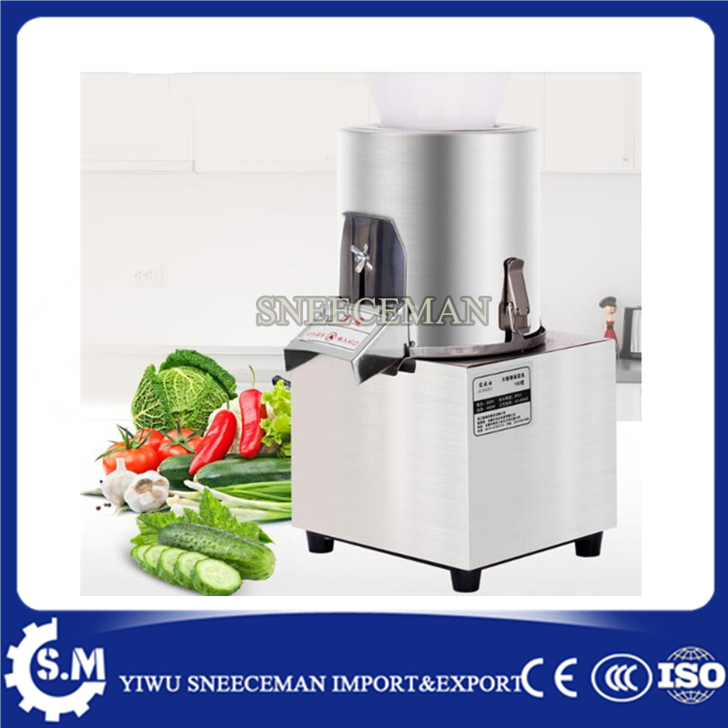 50-120kg/h electric vegetable slicer cutter machine household cutting broken machine chopper machine free shipping ht 4 commercial manual tomato slicer onion slicing cutter machine vegetable cutting machine