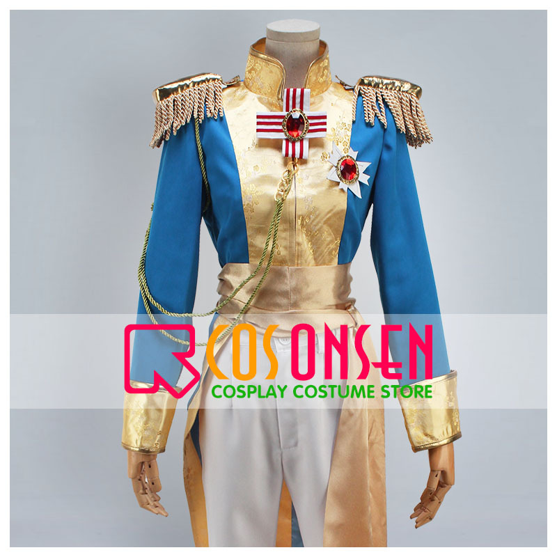 COSPLAYONSEN The Rose of Versailles Manga Edition Oscar Guard Team Uniforms Cosplay Costume All Size