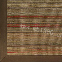 Stripe sisal carpet household floor mats 170 230cm