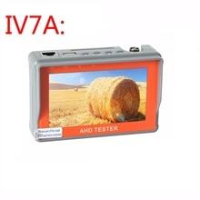 4.3 Inch HD AHD CCTV Tester Monitor 1080P Analog Camera PTZ UTP Cable 12V1A Output