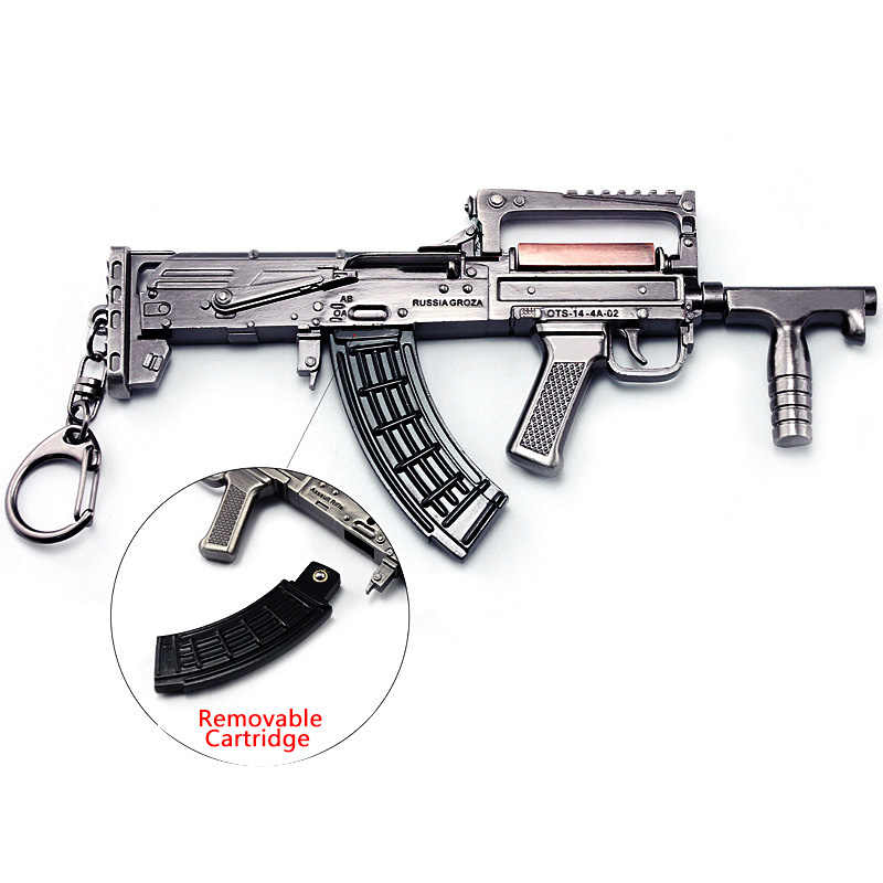 Free Shipping 15cm Groza Game Playerunknown S Battlegrounds 3d