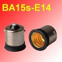 무료 배송 10x b15 ~ e14 어댑터 변환기 기본 홀더 램프베이스 B15 E14 램프 홀더 변환기 b15 to e14 e14 adapterlamp holder converter -