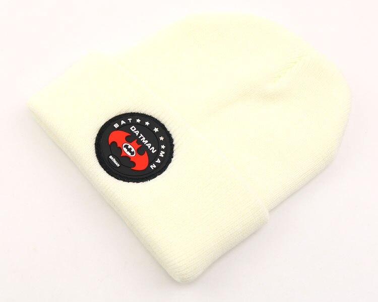 7f7a8eaee85 Baby Wool Hat Fashion Trend Keep Warm Children winter Hat Wool Hat Batman  Chivalrous Hats Wholesale age 1 3 kids cotton Skullies-in Skullies    Beanies from ...