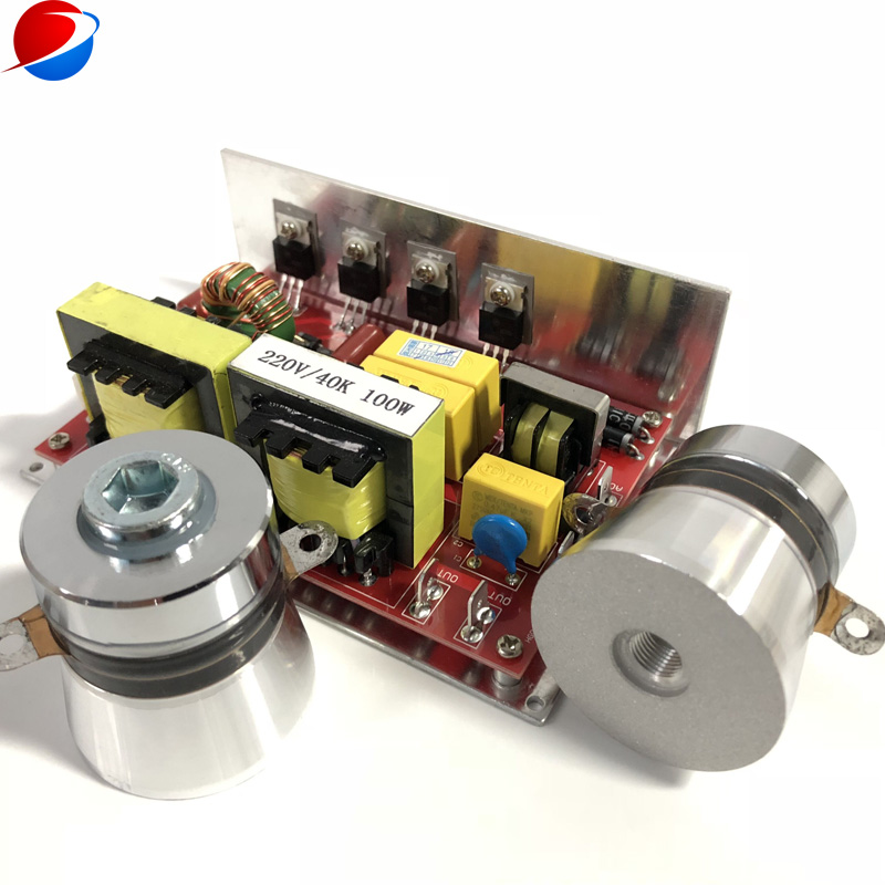 ultrasonic generator pcb 100watt with transducer spare parts used for fruit&vegetables washerultrasonic generator pcb 100watt with transducer spare parts used for fruit&vegetables washer