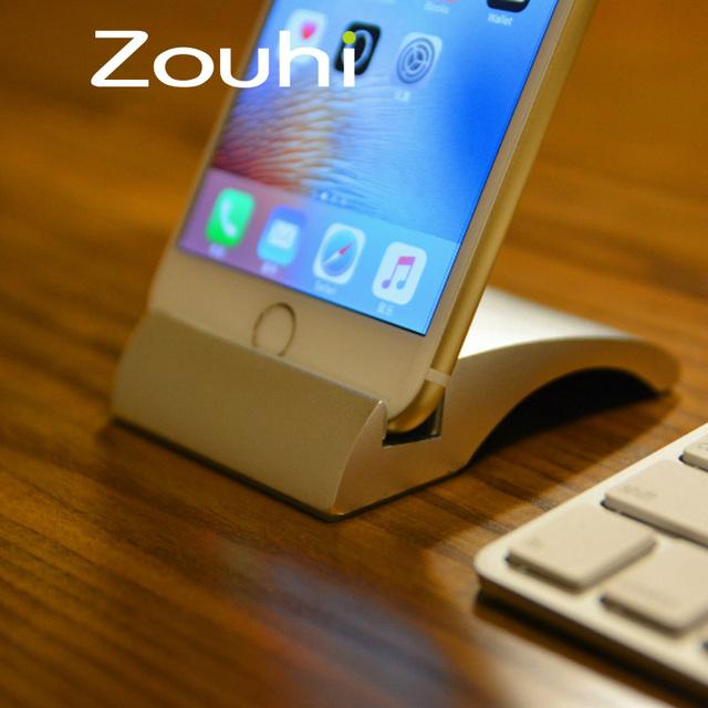 De alta calidad de aleación de aluminio de soporte para teléfono móvil para el iphone, mini metal portable para ipad mipad envío gratis