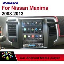 цены на ZaiXi 2din Android Octa Core RAM Car DVD for Nissan Maxima 2008~2013 GPS Radio BT Navi MAP Multimedia player system WIFI HD  в интернет-магазинах