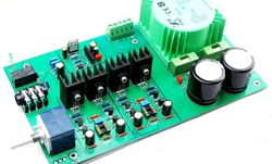 Assembled Stereo Headphone Amplifier Board Base On SAC-K1000 With ALPS POT