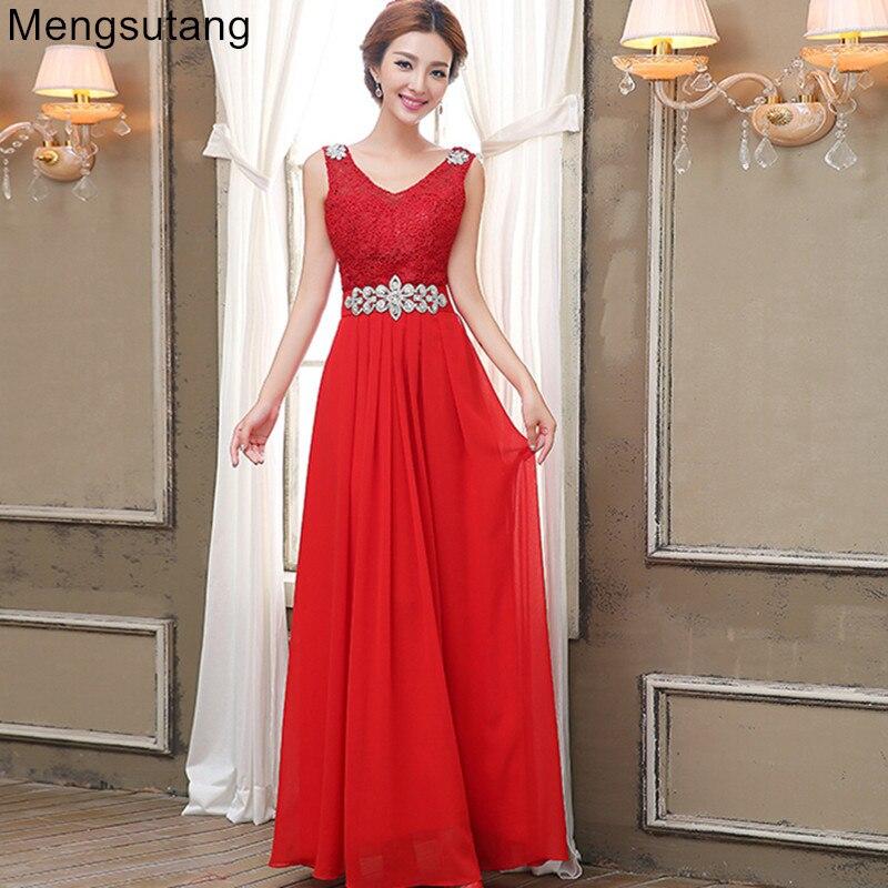Robe de soiree 2019 New arrival V-Neck summer style fashion formal   dress   long design elegant vestido de festa   evening     dress