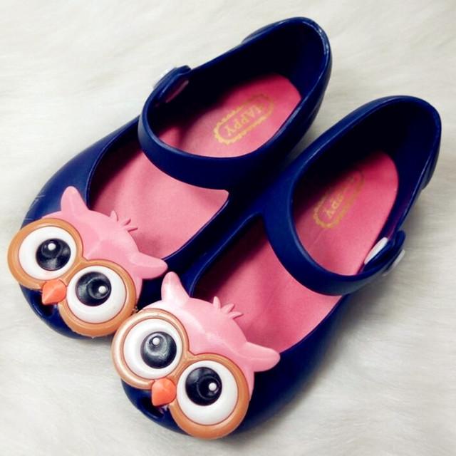 Aliexpresscom Buy Baby Girls Jelly Shoes Mini Clogs Kids