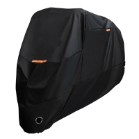 XXL Motorcycle Cover Bike Waterproof For Harley Davidson Outdoor Rain Dust