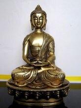 Tibetan Buddhis Amitabha bronze buddha statue 11