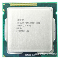 Intel Pentium G840Processor 2 8 GHz 3 MB Cache Socket LGA1155