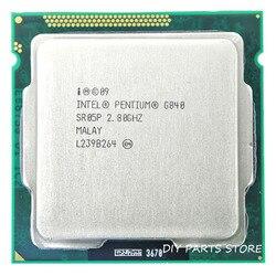 Intel Pentium G840 Socket LGA 1155 Processor Intel G840 CPU 2.8 GHz 3 MB Cache
