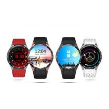 KW88 Bluetooth 4,0 Смарт-часы Android 5,1 MTK6580 Wifi умные часы, 3g GPS часы телефон с 2.0MP Камера PK GT08 K88H DZ09