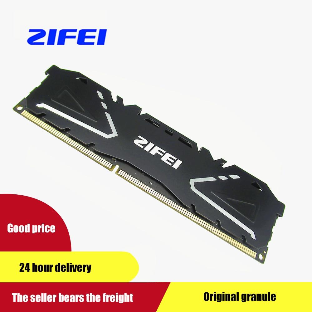 ZIFEI DDR3 8 GB 1600 mhz 1866 mhz 1.5 V 240pin mémoire de bureau dimm refroidissement Fin ram