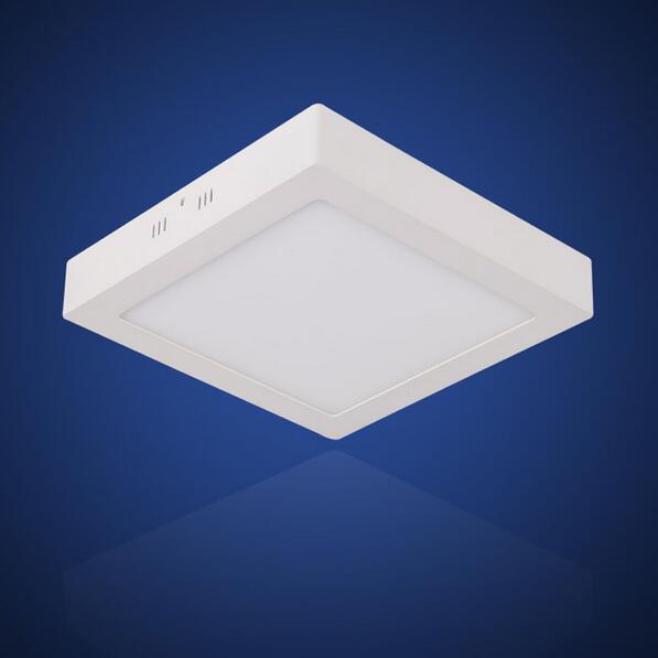 2016 Kvadrat Səthi quraşdırılmış led tavan işıq paneli - LED işıqlandırma - Fotoqrafiya 3
