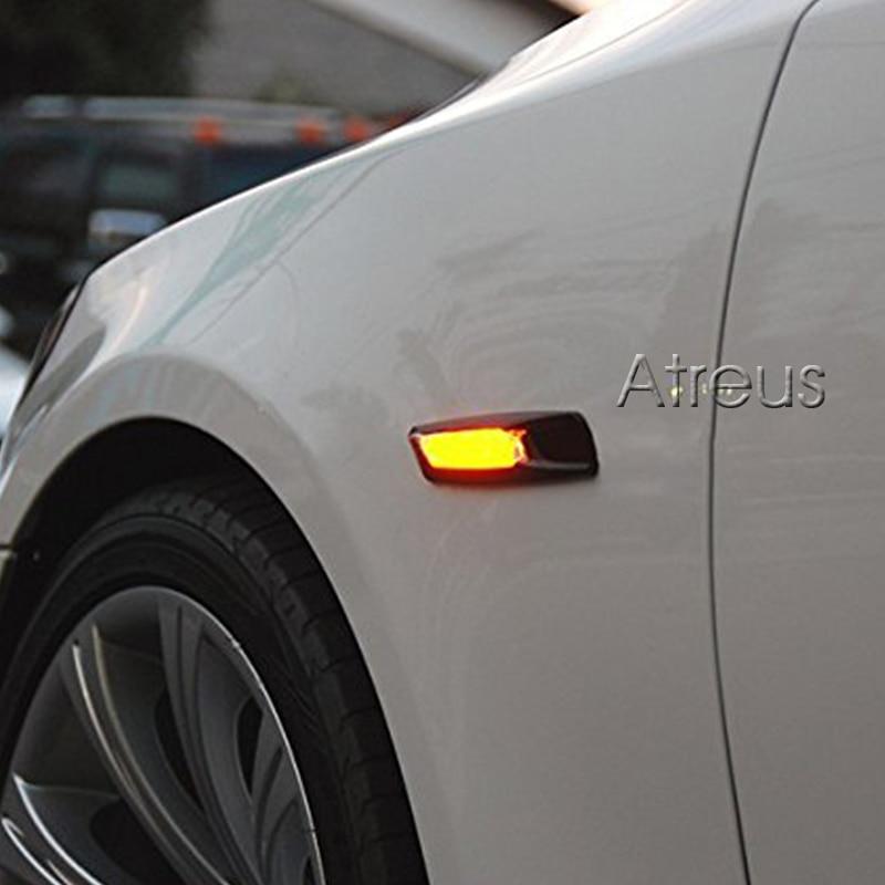 Avtomobilska luč Atreus 2X bočna luč bočna LED luč 12V za BMW - Avtomobilske luči - Fotografija 6