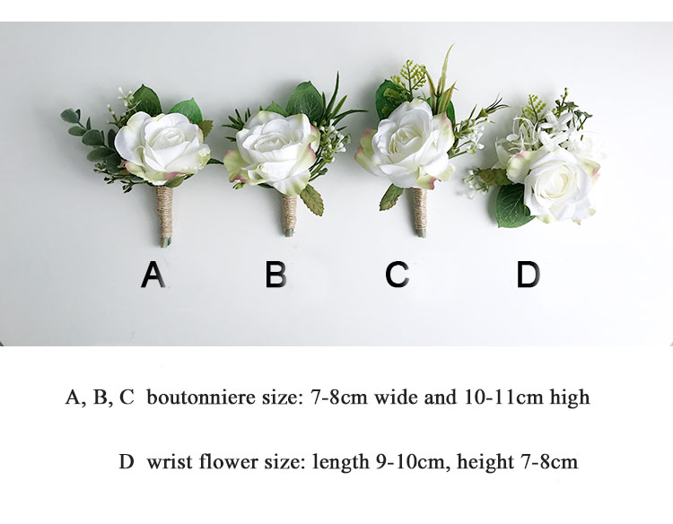 wedding corsages boutonnieres  (3)