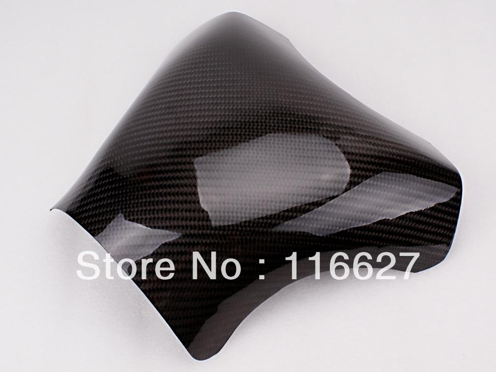 Бесплатная доставка углеродного волокна топливного газа бака протектор Pad щит для Kawasaki запросу zx6r 2003-2006