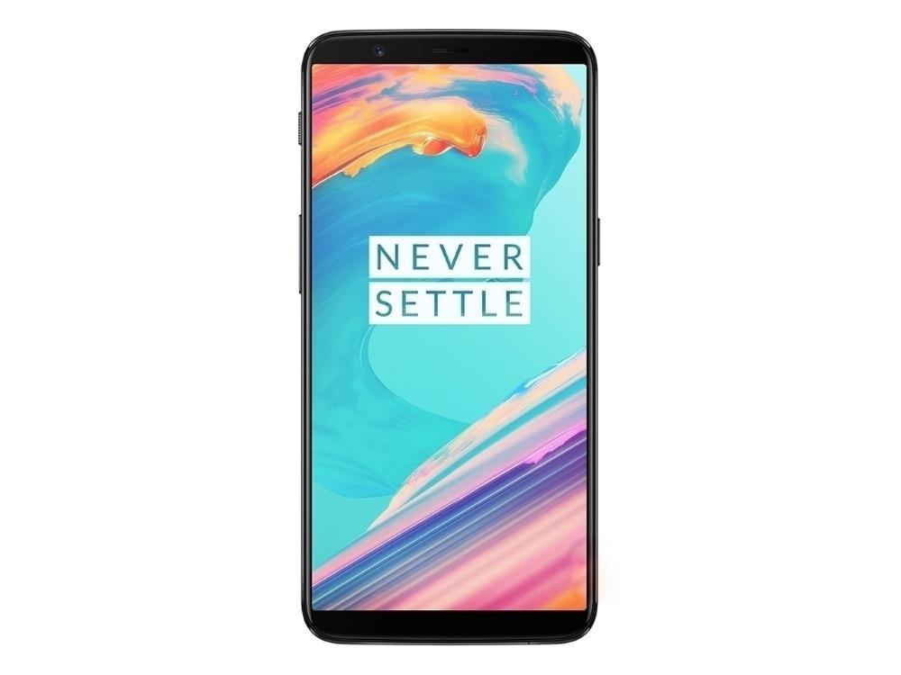 Оригинальный Новый Разблокировать Версия Oneplus 5 т мобильный телефон 4 г LTE 6,01 6 ГБ оперативная память 64 Dual SIM карты Snapdragon 835 Android смартфон
