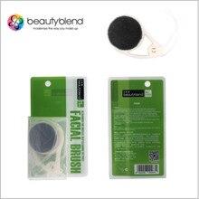 Beautyblend a-8014 макияж инструменты кисти для макияжа щетка для мытья лица руководство глубокая чистка лица щетка с bamboo уголь