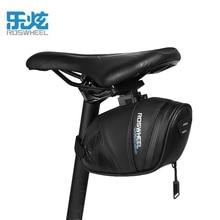 ROSWHEEL Waterproof Bike bicycle bag Cycling Saddle Bag Bicycle Accessory Bike Saddle Rear Tail Bags mtb