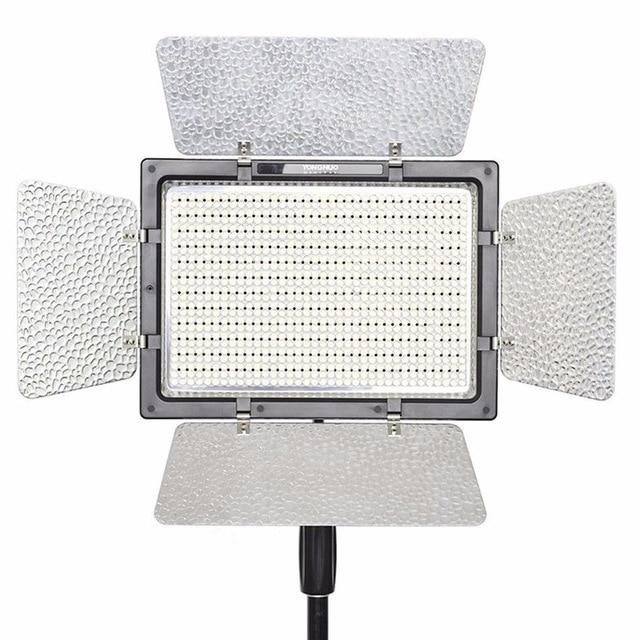 YONGNUO YN900 Pro LED lampe de lumière vidéo 5500 K caméra caméscope APP contrôle 900 LED lumière vidéo Solution d'éclairage extérieur