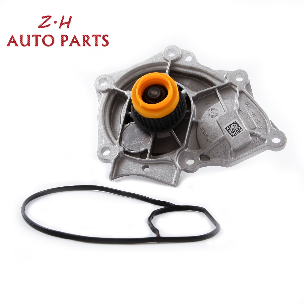 NEW EA888 Engine Water Pump 06K 121 011 For VW Beetle Golf MK7 Passat B8 Polo Tiguan Audi A4 A6 Q5 Q7 Skoda Seat 1.8T 2.0T A233 engine water pump for audi a3 a4 a5 a6 a7 q3 q5 q7 tt vw golf gti mk7 passat polo tiguan beetle for 1 8t 2 0turbo 06l 121 012 a