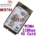 De alta velocidad 3G/4G Sierra AirPrime MC8704 y MC8705 HSPA + módulos, redes de banda ancha móvil 3G Módem
