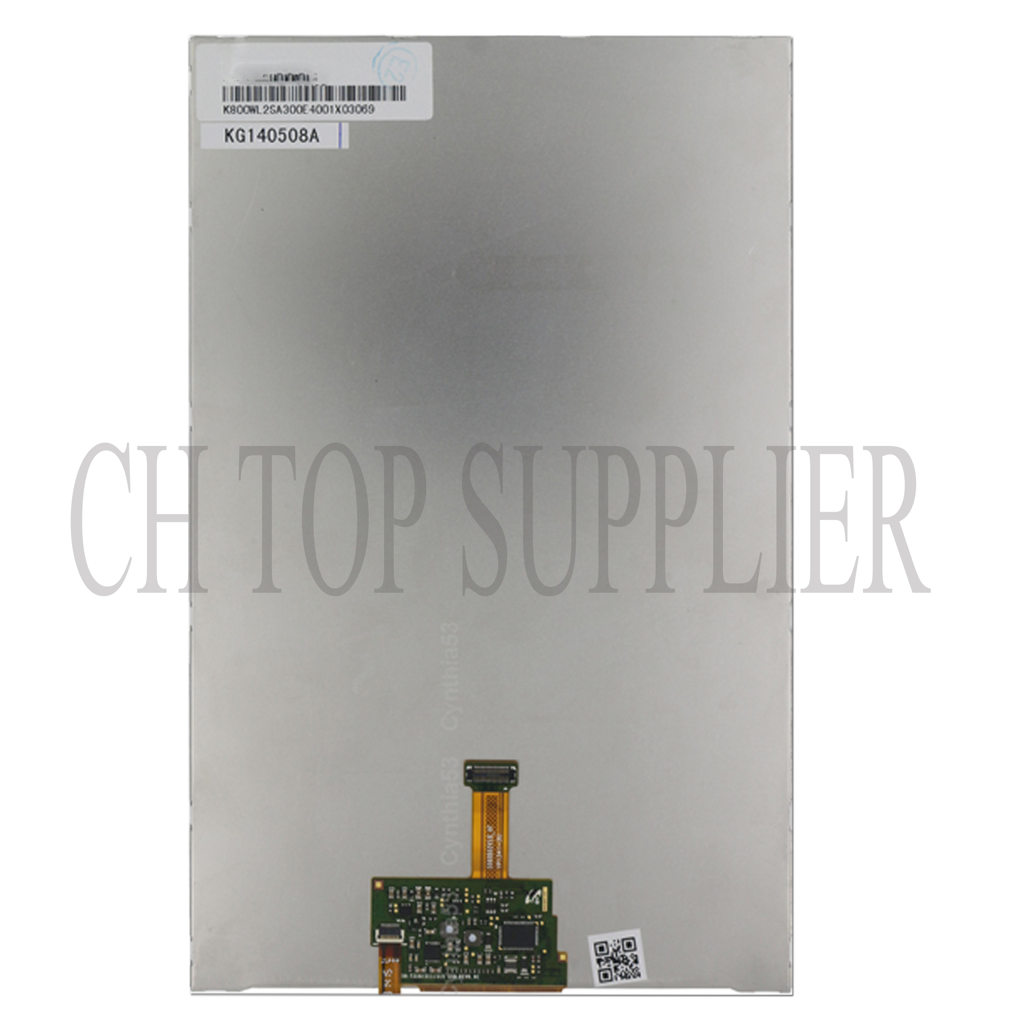 Original New LCD Screen for SUPRA M848G Tablet LCD Screen Replacement Free Shipping