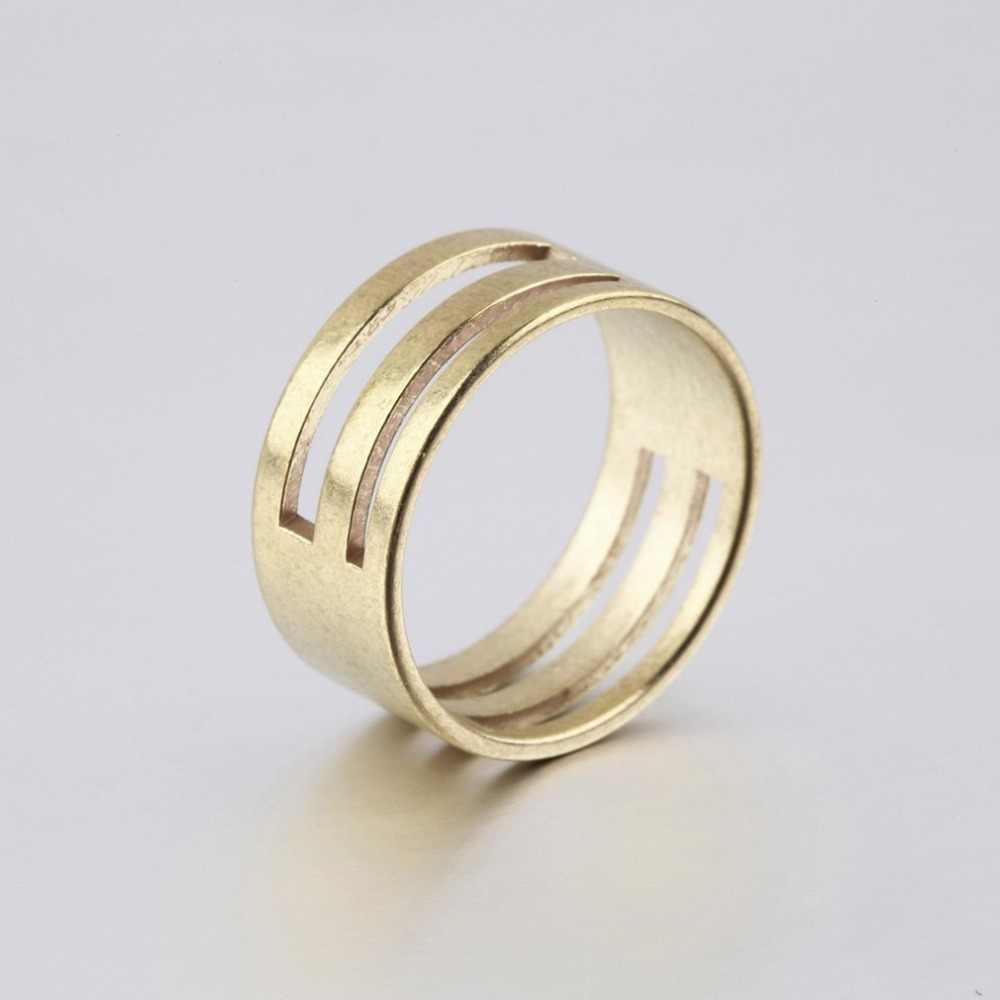 1PC bricolage en laiton brut anneau de saut ouvrir/fermer des outils pour la fabrication de bijoux accessoires