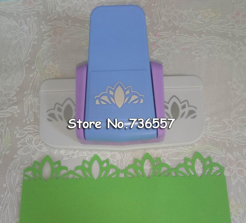 perfurador beleza flor design espuma papel perfurador 02