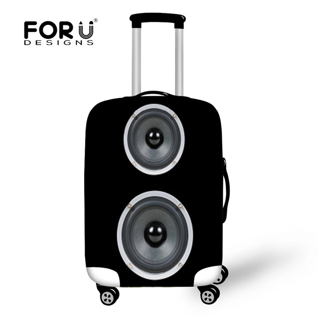 Free Shipping Elastic Luggage Protective Covers For 18-30 Inch Suitcase Travel Luggage Bag Rain Cover Trolley Waterproof Cover
