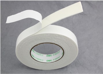 double sided tape 30pcs lot right hand thick foam glue 2 4cm 3meters long double faced foam tape sponge