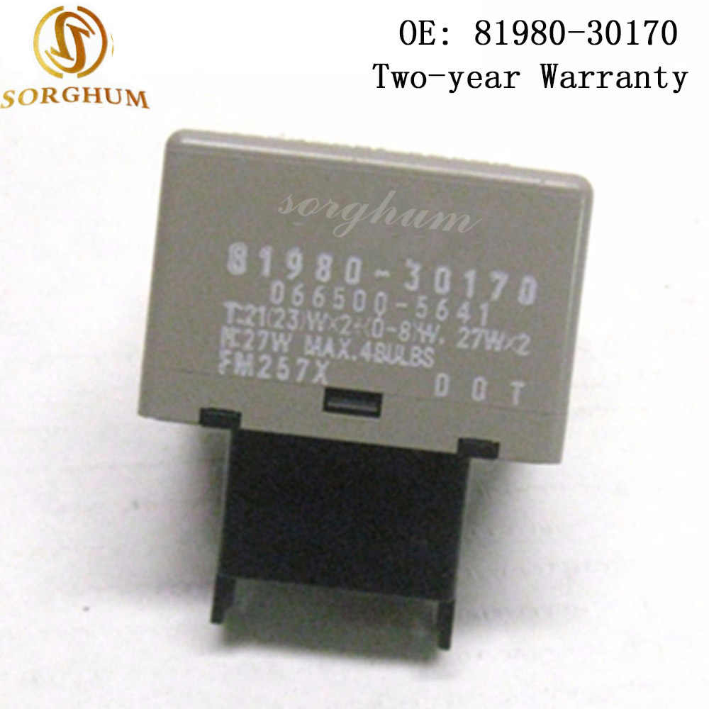 40 40 Turn Signal Flasher Relay For Toyota CAMRY CROWN ...