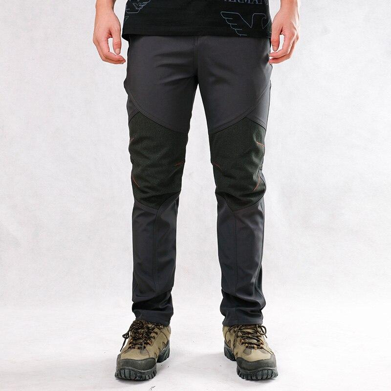 Hommes Charge Pantalon Style Saisir Sweat Pantalon Chaud Coupe-Vent - Vêtements pour hommes - Photo 4