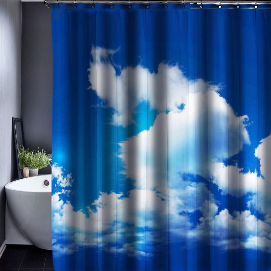 Game Of Thrones Customized Shower Curtain Waterproof Bathroom Fabric ...