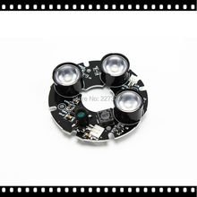 3ARRAY IR LEDs Board For Video Surveillance Bullet Camera Indoor  Outdoor CCTV IP Camera Accessories