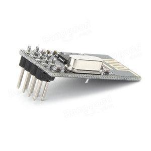 Image 3 - 5Pcs/lot NRF24L01+ SI24R1 2.4G Wireless Power Enhanced Communication Receiver Module